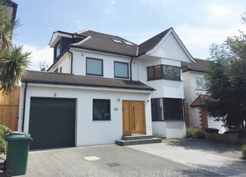 Thumbnail 5 bed detached house to rent in Crespigny Road, London