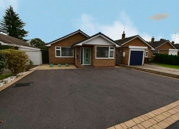 Thumbnail 3 bed detached bungalow for sale in Moorlands Drive, Shirley, Solihull