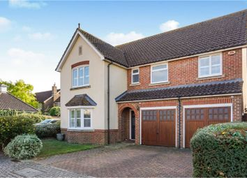 Thumbnail 5 bed detached house for sale in Alfriston Grove, West Malling