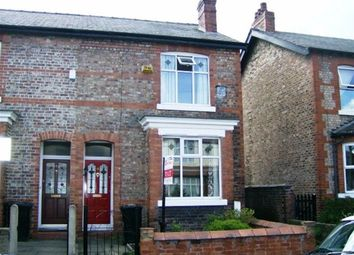Thumbnail 2 bed terraced house to rent in Gladstone Road, Altrincham