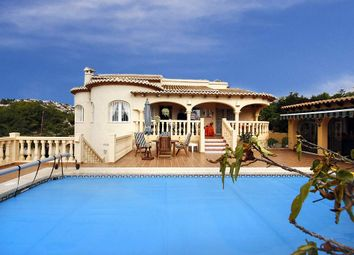 Thumbnail 4 bed villa for sale in Calp, Alicante, Spain