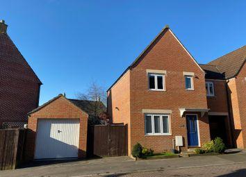 Thumbnail 3 bed link-detached house for sale in Jay Walk, Gillingham