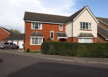 Thumbnail 5 bed detached house for sale in Gurdon Road, Grundisburgh, Woodbridge
