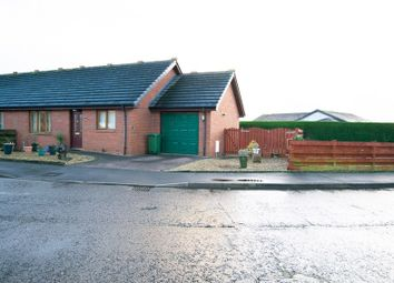 Thumbnail 2 bed semi-detached bungalow for sale in 32 Preston Gardens, Annan, Dumfries & Galloway