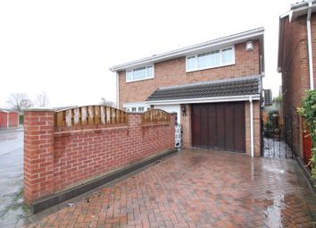 Thumbnail 4 bed detached house for sale in Harpenden Drive, Dunscroft, Doncaster