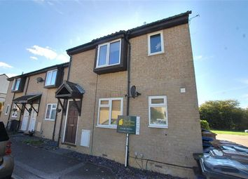 Thumbnail 1 bed flat to rent in Lime Close, Stevenage, Herts