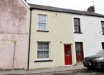 Thumbnail 2 bed cottage for sale in Backhall Street, Caerleon, Newport