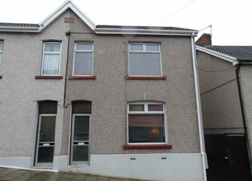 Thumbnail 3 bed terraced house for sale in Lock Street, Abercynon, Rhondda Cynon Taf