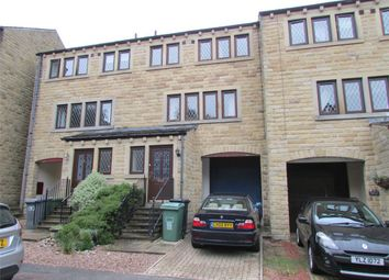 Thumbnail 3 bedroom town house for sale in Dean Brook Road, Netherthong, Holmfirth