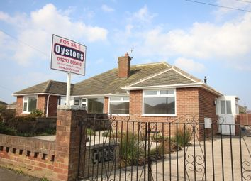 Thumbnail 2 bed semi-detached bungalow for sale in Westbourne Road, Thornton-Cleveleys