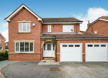 Thumbnail 4 bed detached house for sale in Jervis Court, Sutton On Derwent, York