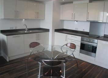 Thumbnail 1 bed flat to rent in Ability Penthouse, 2 Custom House Place, Liverpool