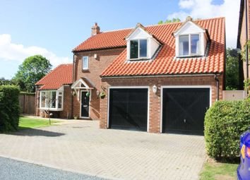 Thumbnail 4 bed detached house for sale in The Green, Dalton On Tees, Darlington
