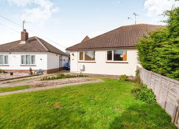 Thumbnail 2 bedroom semi-detached bungalow for sale in Barnham Close, Eastbourne