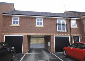 Thumbnail 2 bed flat to rent in Oklahoma Boulevard, Chapelford Village, Warrington, Cheshire