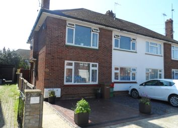 Thumbnail 3 bed flat for sale in Granville Road, Clacton On Sea