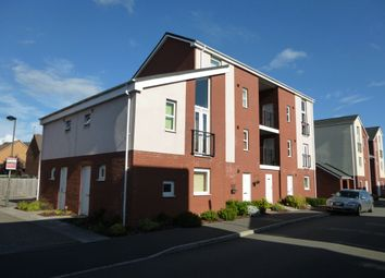 Thumbnail 1 bed flat to rent in Wildhay Brook, Hilton, Derbyshire.