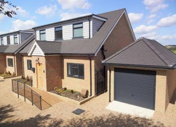 Thumbnail 4 bed detached house for sale in Swallows Close, Lancing