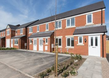 Thumbnail 2 bed detached house for sale in Farrell Drive, Alsager, Stoke-On-Trent, Cheshire