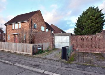 Thumbnail 3 bed semi-detached house for sale in St. Luke Close, Cowley, Middlesex
