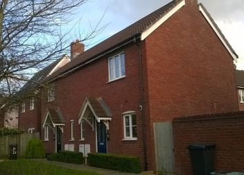 Thumbnail 2 bed end terrace house to rent in Bourton Lane, Weston Super Mare