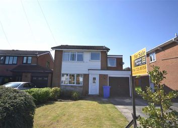 Thumbnail 4 bedroom detached house for sale in Near Hey Close, Manchester