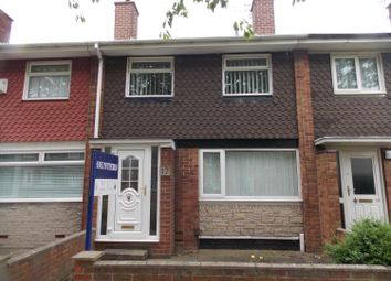 Thumbnail 3 bed terraced house to rent in Missenden Grove, Middlesbrough