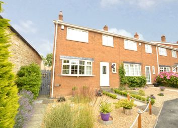 Thumbnail 3 bed terraced house for sale in Water Lane, Monk Fryston, Leeds
