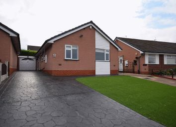 Thumbnail 3 bedroom detached bungalow for sale in Hammerton Avenue, Stoke-On-Trent