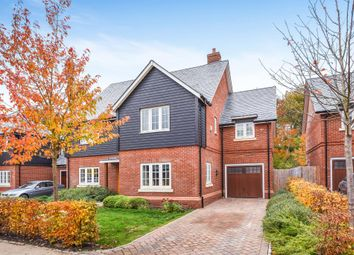 Thumbnail 5 bed detached house to rent in Cholsey, Wallingford