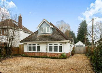 Thumbnail 4 bed property for sale in North Poulner Road, Ringwood
