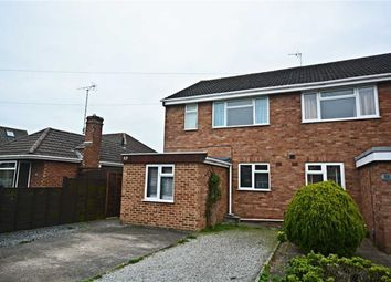 Thumbnail 3 bed semi-detached house to rent in Beechcroft Road, Longlevens, Gloucester