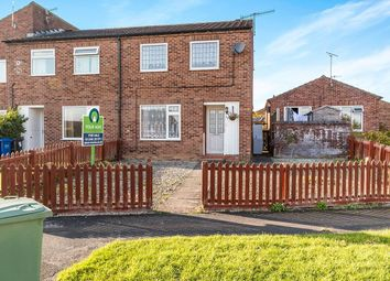 Thumbnail 2 bed semi-detached house to rent in Holme Hall Crescent, Chesterfield