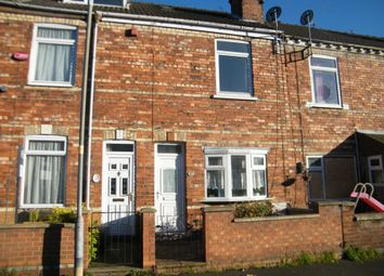 Thumbnail 2 bed terraced house for sale in Burton Street, Gainsborough