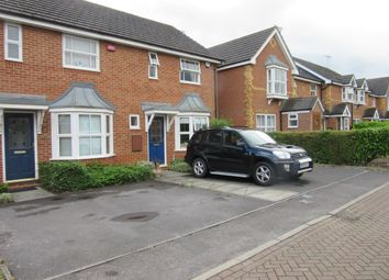 Thumbnail 2 bed semi-detached house to rent in Moundsfield Way, Cippenham, Slough