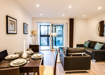 Thumbnail 1 bed flat to rent in Altitude Point, Alie Street, London