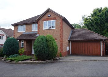 Thumbnail 4 bed detached house for sale in Eastbourne Road, Uckfield