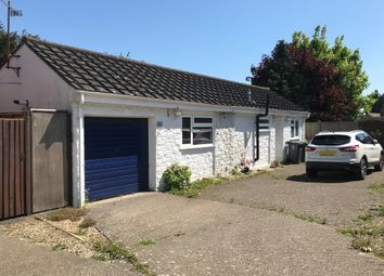 Thumbnail 2 bed detached bungalow for sale in Carbonel Close, Basingstoke