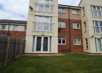 Thumbnail 2 bed flat for sale in Bittern Close, Dunston, Gateshead