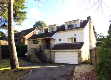 Thumbnail 4 bed detached house for sale in Ravine Road, Canford Cliffs, Poole, Dorset