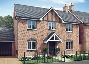 Thumbnail 3 bedroom detached house for sale in The Alder, Kings Street, Yoxall, Staffordshire
