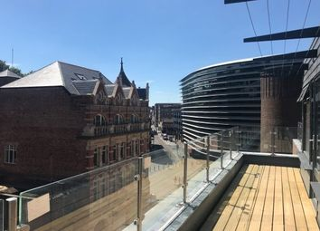 Thumbnail 2 bed penthouse to rent in 4 Queen Street, Leicester