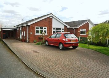 Thumbnail 2 bed detached bungalow for sale in Manor Road, Sutton-In-Ashfield