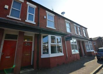 Thumbnail 2 bedroom terraced house to rent in Kensington Street, Rusholme, Manchester