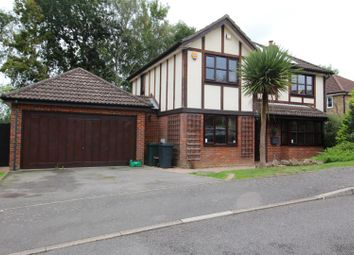 Thumbnail 4 bed property for sale in Landbury Walk, Ashford
