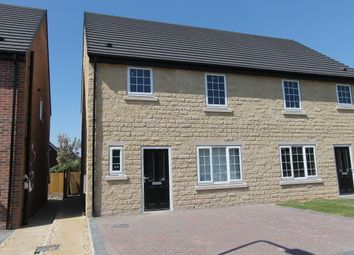 Thumbnail 3 bed semi-detached house for sale in 'the Fredrick', Plot 4, Park View, Brierley, Barnsley