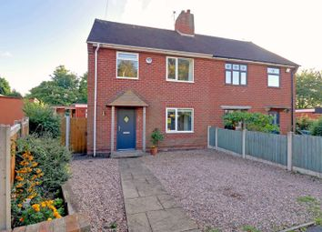Thumbnail 3 bed semi-detached house for sale in Beech Gardens, Lichfield