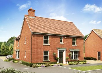 Thumbnail 4 bed property for sale in Kingsbrook, Broughton, Aylesbury