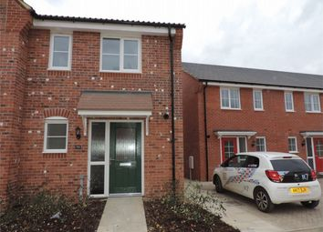 Thumbnail 2 bed semi-detached house to rent in Great Leighs, Bourne, Lincolnshire