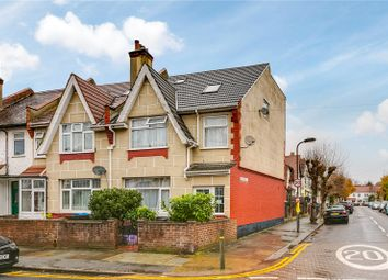 Thumbnail 5 bed end terrace house for sale in Links Road, London